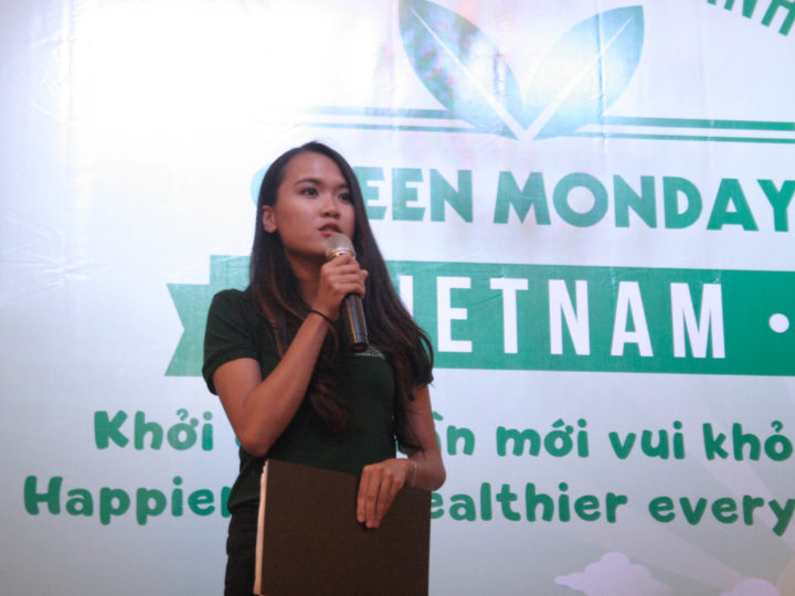 More and more companies join Green Monday in Vietnam