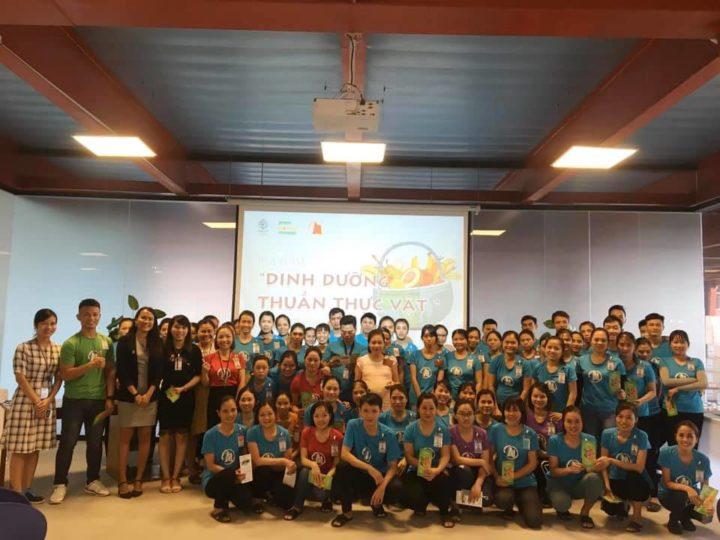 Green Monday Vietnam seminar at Maxport Factory